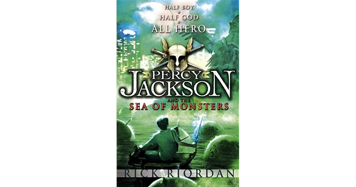 percy jackson and the sea of monsters ebook