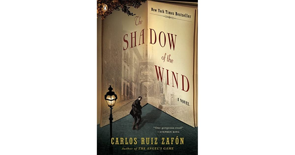 shadow of the wind free ebook