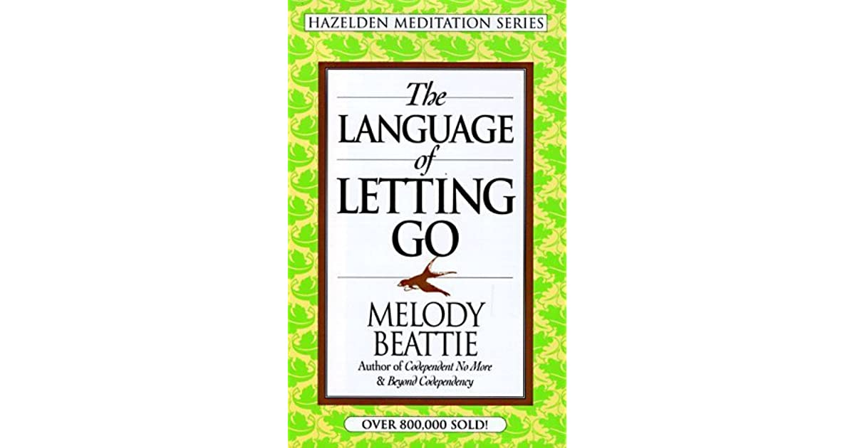 the language of letting go ebook
