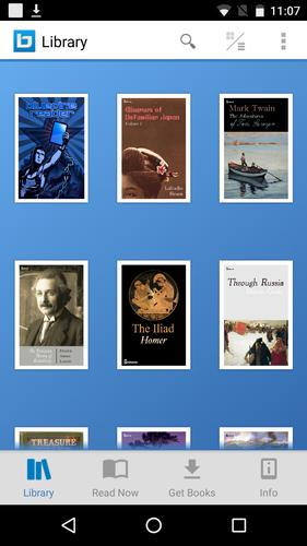 epub reader free download android