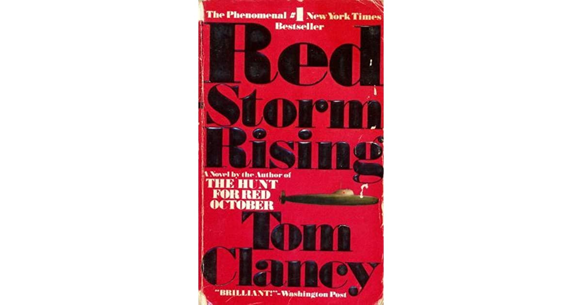 red storm rising ebook free