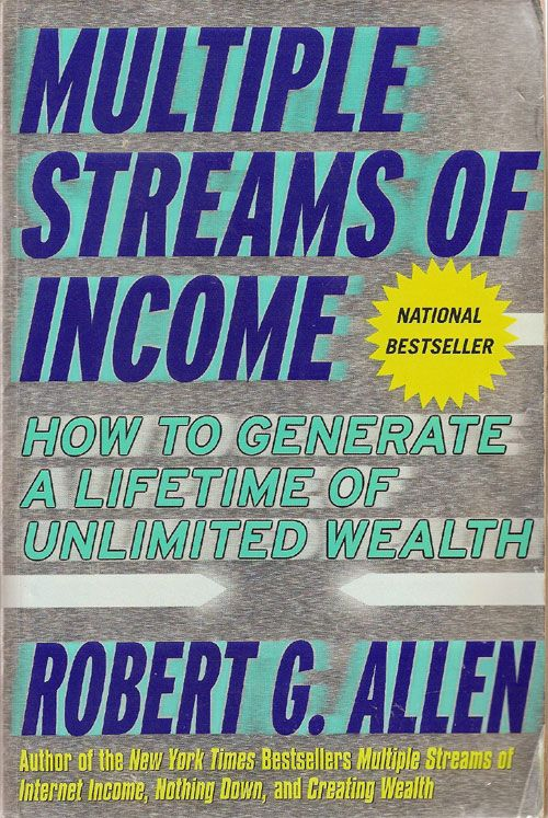 multiple streams of income by robert allen free ebook