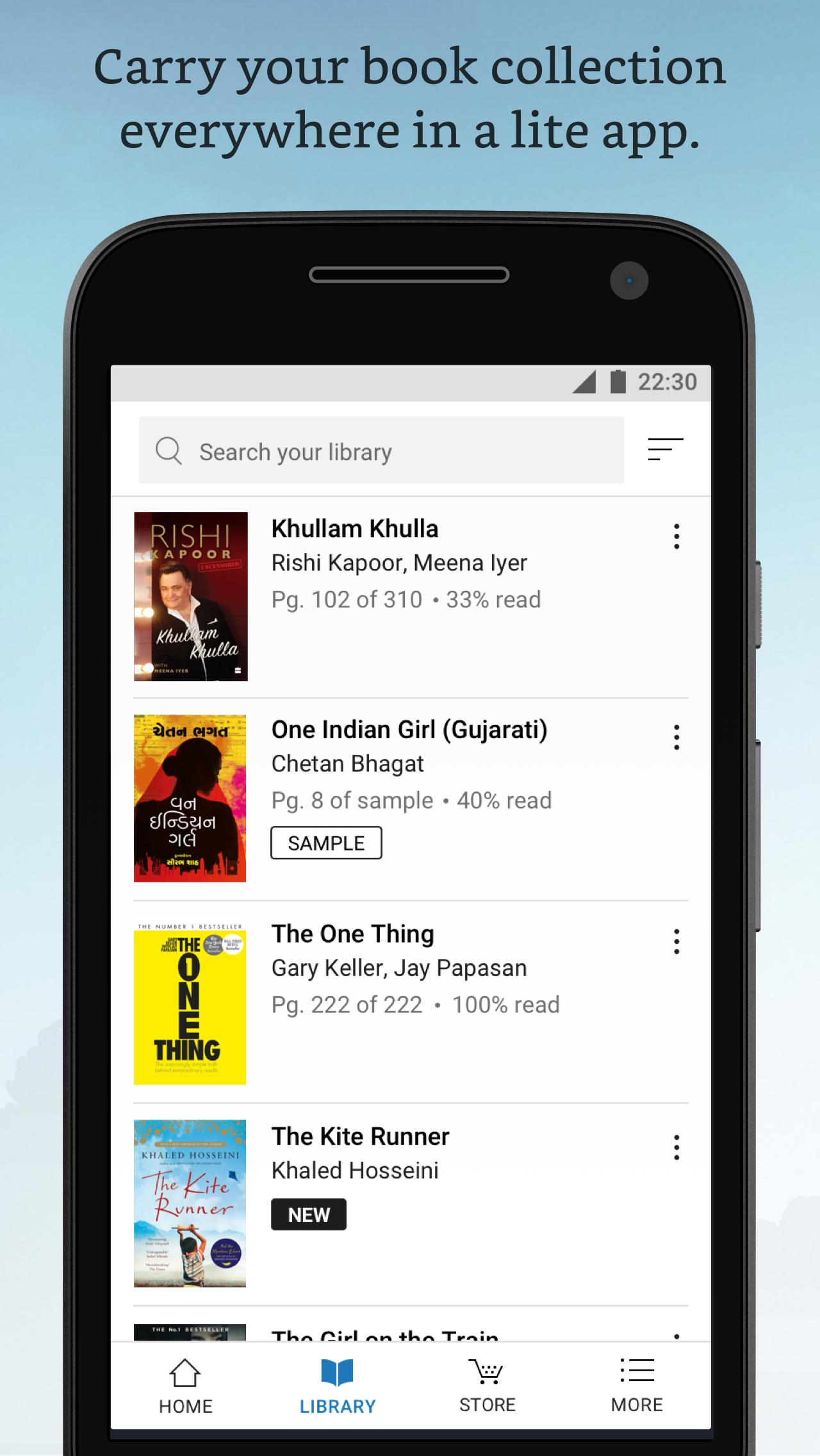 free ebooks for kindle app on android