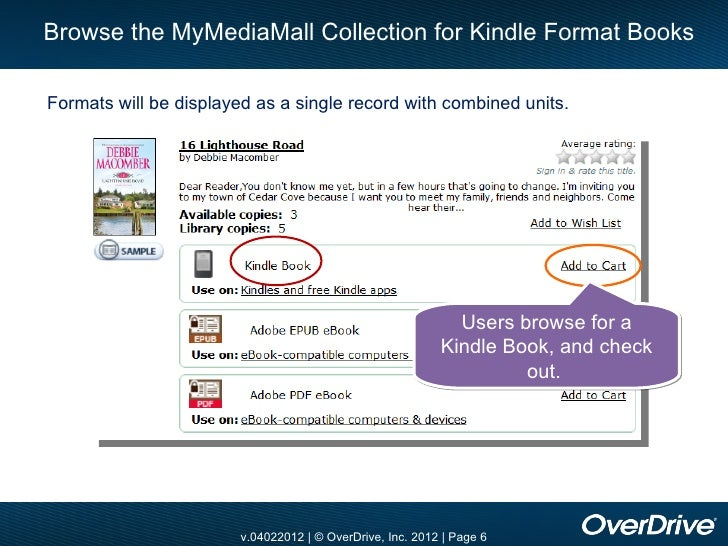 download ebook to kindle overdrive