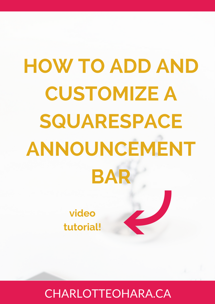 how to set up an ebook on squarespace